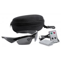 Smith - ochelari de soare cu cameră AP781478-10, negru