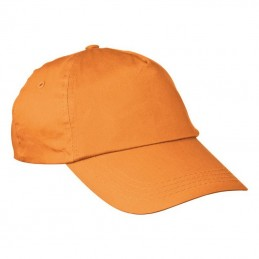 sapca 5 panele orange