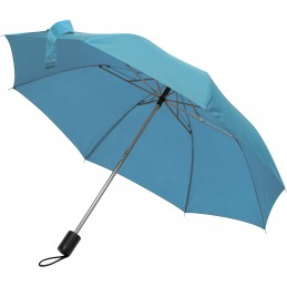Umbrelă pliabilă RAINBOW - 4518824, Light Blue