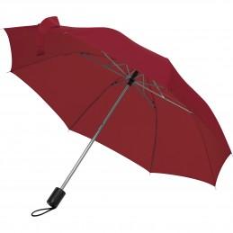 Umbrelă pliabilă RAINBOW - 4518802, Burgundy