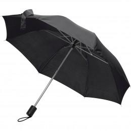 Umbrelă pliabilă RAINBOW - 4518803, Black