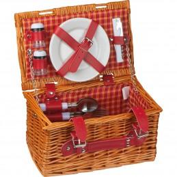 Coş picnic pentru 2 persoane - 6085601, Brown