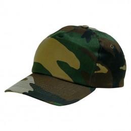 Camouflage cap - GOVA5PACM01, Camouflage