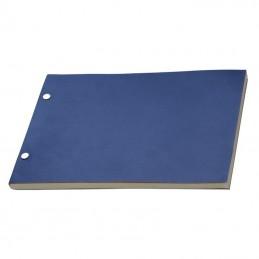 Carnetel 26x18 cm landscape - 344704, Blue