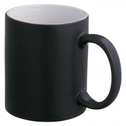 Cana ceramica 300 ml gumata  - 087203, Black
