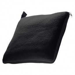 Patura polar fleece 170 gmp 180x120 cm Radcliff - 277503, Black