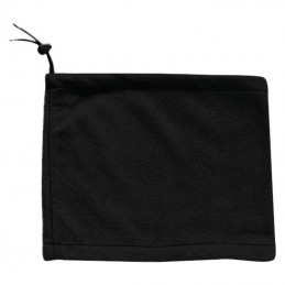 Fular 165x25 cm fleece polar - PRVAPOLNG00, Black