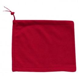 Fular 165x25 cm fleece polar - PRVAPOLRJ00, Lotto Red