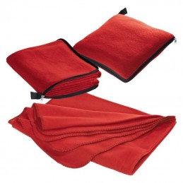Patura polar fleece 170 gmp 180x120 cm Radcliff - 277505, Red