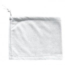 Fular 165x25 cm fleece polar - PRVAPOLBL00, White