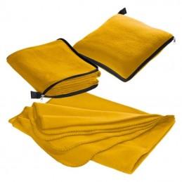 Patura polar fleece 170 gmp 180x120 cm Radcliff - 277508, Yellow