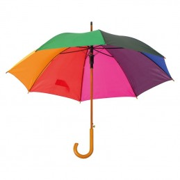 Rainbow umbrella Sarajevo - 5137MC, black