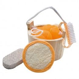 Set pentru baie - 188510, Orange