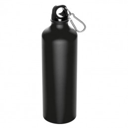 Budon metalic 800 ml cu carabina - 019403, Black