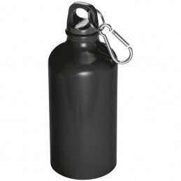 Budon metalic 500 ml cu carabina - 019503, Black