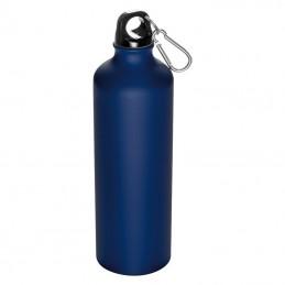 Budon metalic 800 ml cu carabina - 019444, Blue