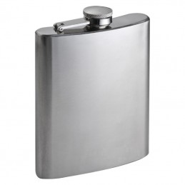 Plosca bauturi tari 270 ml  - 570307, Grey