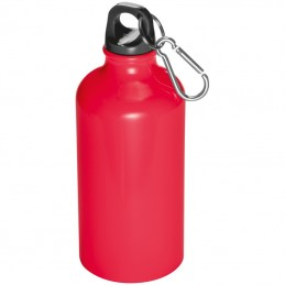 Budon metalic 500 ml cu carabina - 019505, Red