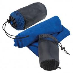 Pprosop microfibra pentru fitness - 044104, Blue