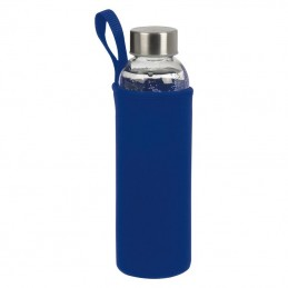 Bidon 500 ml in husa neopren - 084204, blue