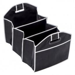 Sacosa compartimentata organziare - 056803, black