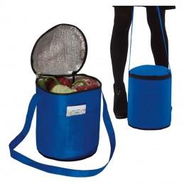 Cooler rotund diametru 25 cm - 013904, Blue