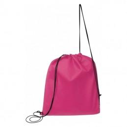 Rucsac cu siret / Non-Woven sports bag Seoul - 086111, Pink
