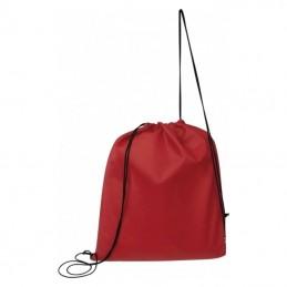Rucsac cu siret / Non-Woven sports bag Seoul - 086105, Red