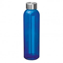 Bidon 550 ml plastic ECO - 139404, BLUE