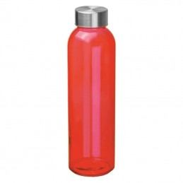 Bidon 550 ml plastic ECO - 139405, RED