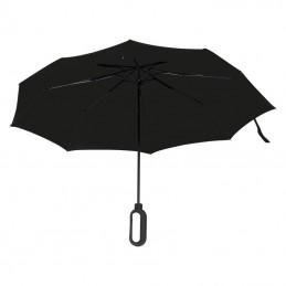 Umbrela pliabila cu maner pentru logo - 088503, Black