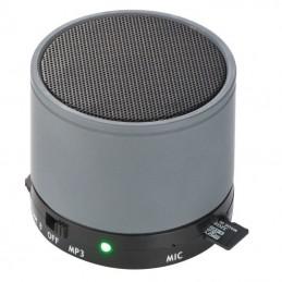 Boxa wireless  3 W cu slot MicroSD functionare 5 ore - 336907, Grey