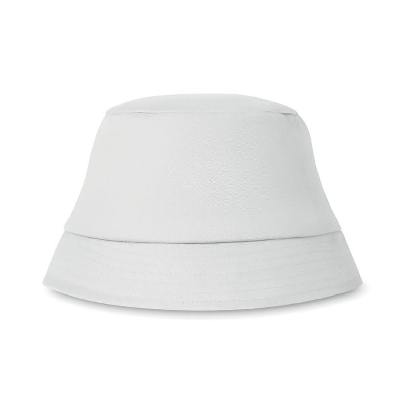 BILGOLA - Pălărie de soare. Bumbac 160gr KC1350-06, White
