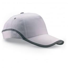 VISINATU - Şapcă de baseball bumbac       KC6403-06, White