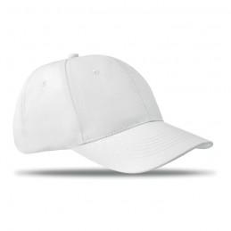 BASIE - Șapcă cu 6 panele              MO8834-06, White