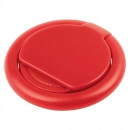 Suport telefon inel si lacas fisa supermarket - 096705, Red