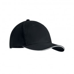 DUNEDIN - Șapcă baseball din bumbac      MO9644-06, White