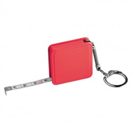 Breloc cu ruleta 1 m - 880805, Red