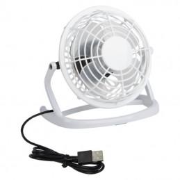 Ventilator birou conectare USB - 084606, White