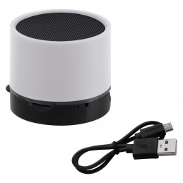 Boxa wireless  3 W aspect metalic - 092506, White