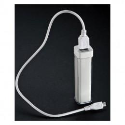 Powerbank 2200 mAh - 302806, White