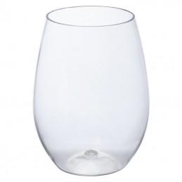 Pahar plastic 450 ml pentru cocktails si long drinks - 145666, WHITE