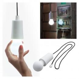 Lanterna bec cu snur de agatat - 013406, White