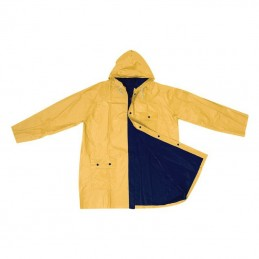Pelerina cu capse cu 2 fete colorate - 920548, Yellow/blue