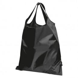 Eldorado- sacosa textila clasica pliabila  - 072403, Black