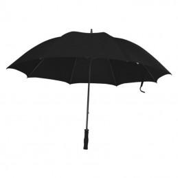 Umbrela mare d. 130 cm antivant - 518703, Black