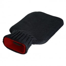 Hot water bottle Kalibo - 161803, black
