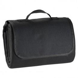 Patura 120x150 cm pentru picnic - 331903, black