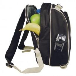 Georgia Rucsac echipat pentru picnic 2 persoane - 660503, Black