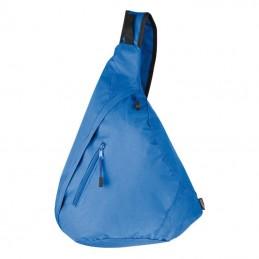 Rucsac cu o bretea, triunghiular - 419104, Blue